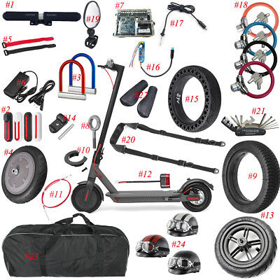 Repair Spare Parts Replace Accessories For Xiaomi Mijia M365 Electric Scooter