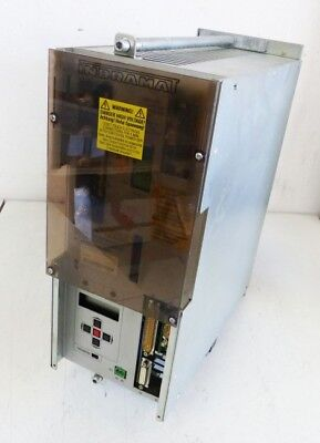INDRAMAT KDA3.3-150-3-A00-W 257443 AC-Mainspindle-Drive -used-