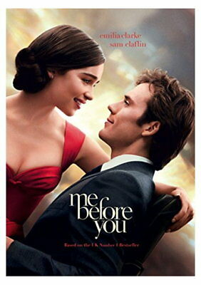 Me Before You (2016) [New DVD]
