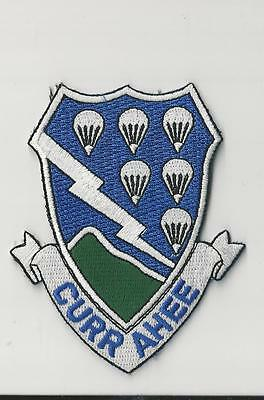 Us Army Patch - 506Th Infantry Regiment - Currahee