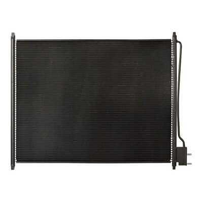 AC A/C Condenser with Receiver Drier Fits 2004-2007 Ford F-250 Super Duty