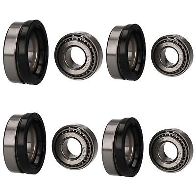 Trailer Taper Roller Bearing Kit ALKO 750 Unbraked Indespension Ref ISHU005