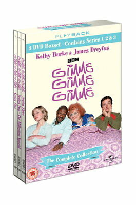 Gimme, Gimme, Gimme - The Complete Boxset (Three Discs) (Box Set) [New DVD]