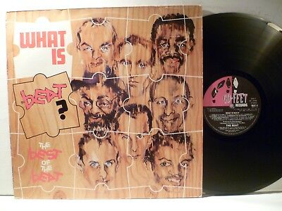 LP,  The Beat, What Is ? The Best Of, 1983, Topzustand, EX