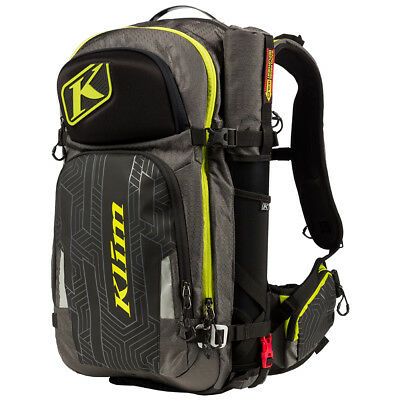 Klim Krew Pak Backpack Bag 3 Liter Hydrapak Trail Hiking Pouch Padded Straps 3M