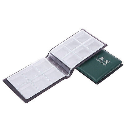Coin Book Collection 60 Holders Penny Album Can Hold 50P and 2 Pound Coins CHK