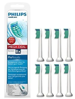 8 brossette de rechanche PHILIPS HX6018/07 brosse a dents diamondclean flexcare