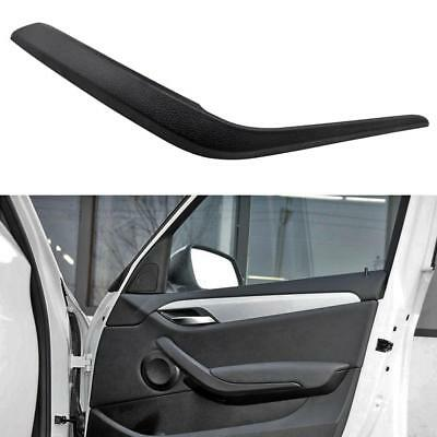Right Side Inner Door Panel Handle Pull Trim Cover for X1 E84 10-16 ABS (Black)