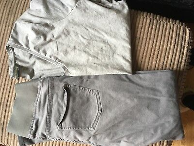maternity clothes size 12 bundle