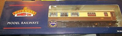 BACHMANN 39-280 BR MK1 FK PULLMAN KITCHEN 1st WITH LIGHTS VGBC OO GAUGE