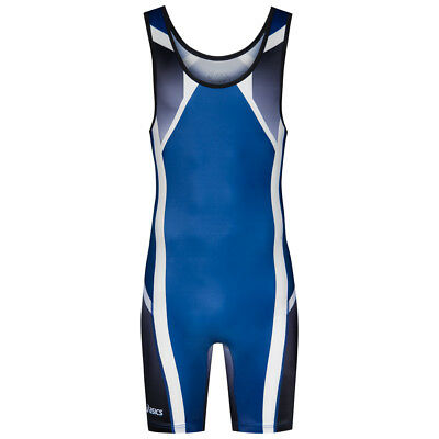 ASICS Conquest Wrestling Suit Single Herren Ringeranzug Anzug JT1153-0043 neu
