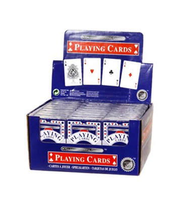 Traditional Plastic Coated Playing Cards Poker Playing Cards - MULTI-LISTING