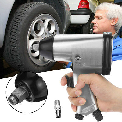 Pneumatic 1/2-Inch Drive Heavy-Duty Air Impact Wrench For Car Wheel
