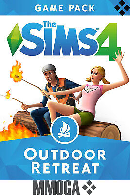 The Sims 4 Gita All'Aria Aperta - Espansione EA Origin PC Codice digitale - IT