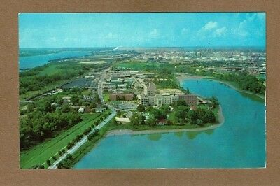 Baton Rouge,LA Louisiana, Our Lady of the Lake Hospital,view from top of Capitol