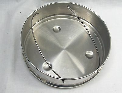 Stainless Steel Basket With Solid Base For Prestige Pressure Cooker