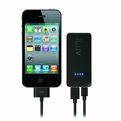 iLuv Mini Portable USB Rechargeable Battery Kit for iPhone 2 3 4 4s iPod Touch