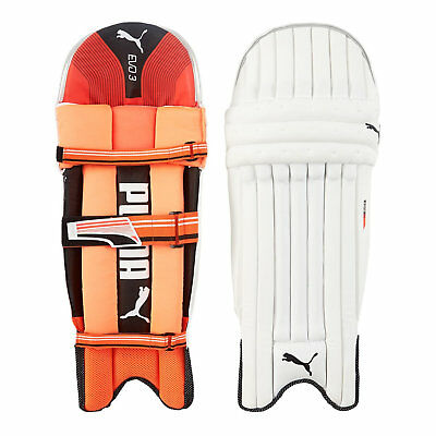 Puma Unisex 2018 Evo 3 TW Cricket Batting Pads White Sports Training Accessory