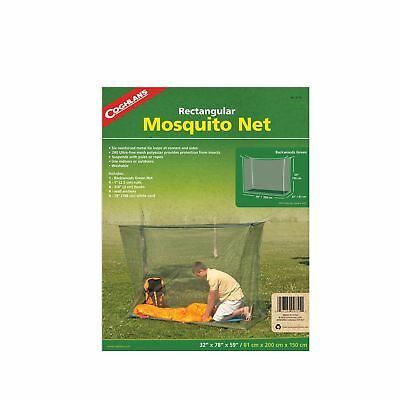 Coghlans Mosquito Net Backwoods/Single/ Green