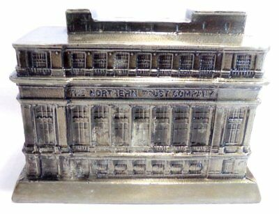 Northern Trust Company Chicago, IL Advertising Still/Coin Bank