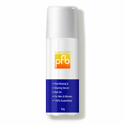 PFB Vanish Roll-on Shaving Gel 4 Oz 93 gr.WORLDWIDE SHIPPING