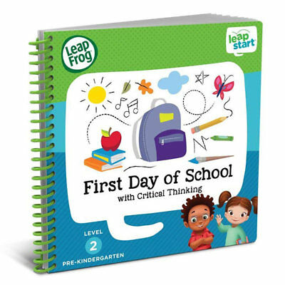 LEAPFROG First Day of School Activity Book Leap Start 21512