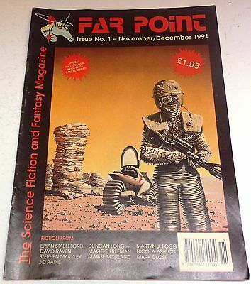Far Point #1– UK Magazine – November-December 1991 – Issue No. 1 - Stableford