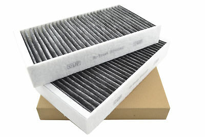 Cabin Air Pollen Filter for Mercedes-Benz ML350 ML320 GL550 GL450 GL350 GL320