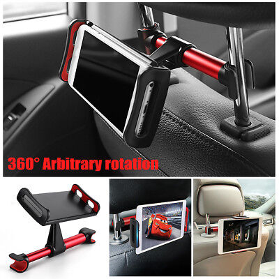 Car Back Seat Holder Mount Headrest For Phone Pad Mini Phone TV Tablet Universal