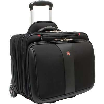 """Wenger WA-7953-02F00 Carrying Case for 17"""" Notebook - Black"""