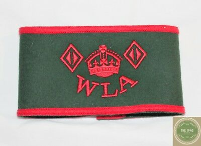 Women's Land Army Armband, reproduction, WLA, 1940's, WW2, Wartime, Land Girls