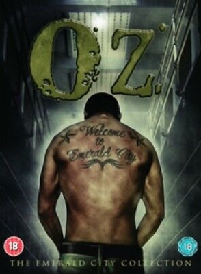 Oz Complete Collection Season 1 2 3 4 5 6 Series One to Six Region 2 DVD Box Set