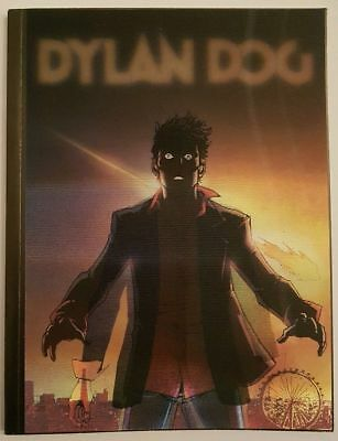 DYLAN DOG  387 Cover Variant Lenticolare + Variant Edition English Version