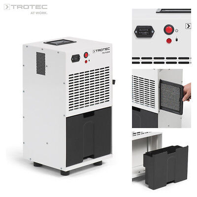 TROTEC TTK 75 ECO Déshumidificateur d'air jsq. 21 l/J