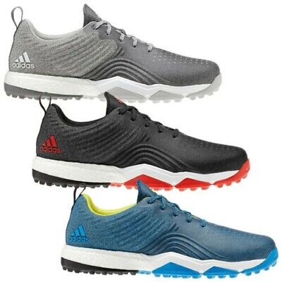 check out b5ce4 8517a 2019 Adidas Mens AdiPower 4orged S Golf Shoes - New Waterproof Boost  Spikeless