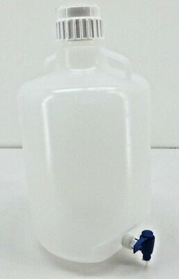 Thermo Scientific Nalgene Carboy With Handles and Spigot 4 Gallon 15 Liter