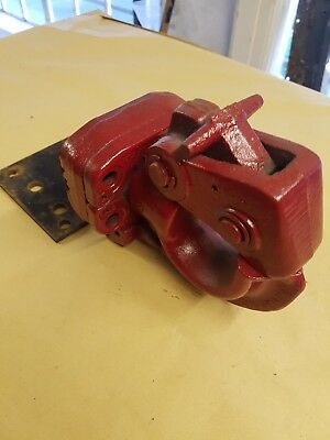 Land Rover Dixon Bate Rotating NATO Towing Pintle Hitch