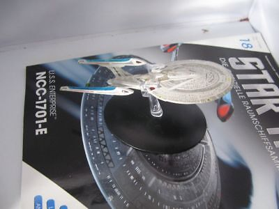 "STAR TREK: Eaglemoss-Modell ""USS Enterprise E""!"