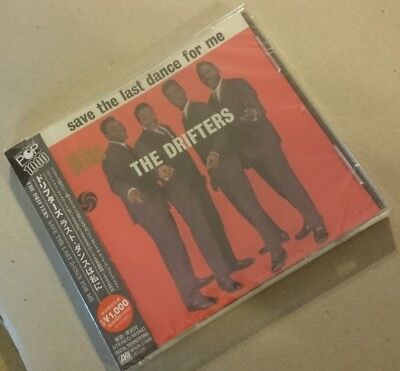 ◆Fs◆The Drifters「Save The Last Dance For Me」Japan Rare Sample Cd New◆Wpcr-27809