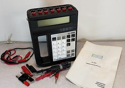 Ametek Rochester Instrument Systems CL-4205 Temperature Calibrator