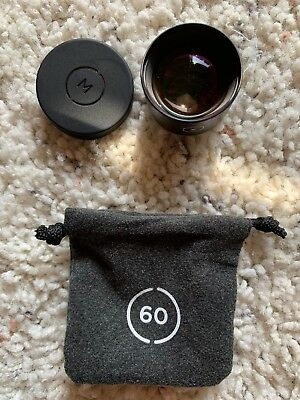 Moment 60mm Telephoto Lens V1 for iPhone or similar