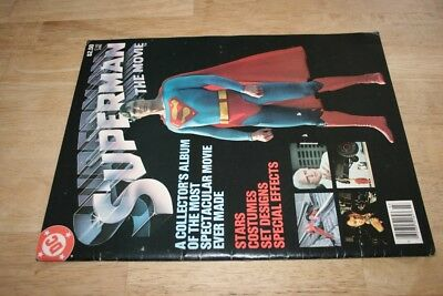 Dc All-New Collector's Edition...superman The Movie Treasury (C-62)_1977_F/vf!