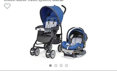 chicco keyfit 30 travel system, car seat, infant seat, stroller, slightly used