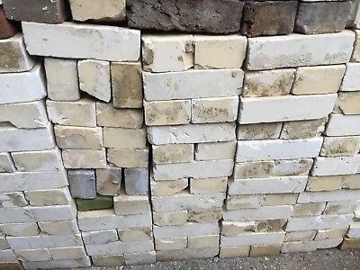 Reclaimed yellow bricks From Victorian/Edwardian House