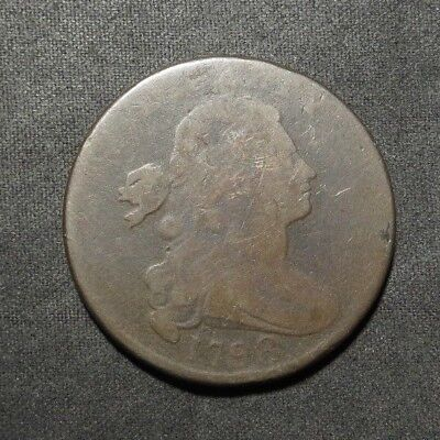 1798 Large Cent 1¢- G/VG