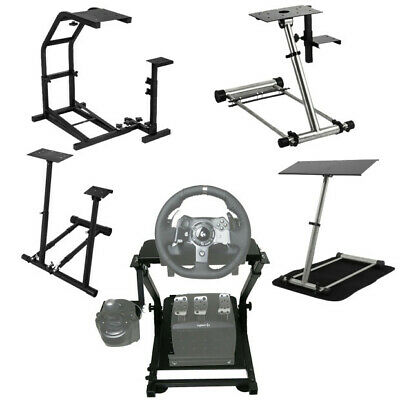 Racing Simulator Cockpit Steering Wheel Stand for G27 G29 G920 PS3 PS4 XBOX