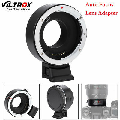 VILTROX EF-FX1 Auto Focusing Lens Adapter for Canon EF/EF-S Lens to Fuji X Mount
