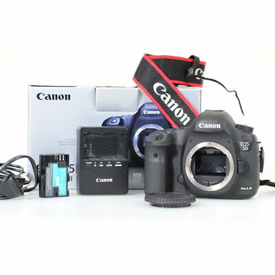 Canon Eos 5D III Full Frame Camera/22.3 Mp SLR Digital Camera 82487 Releases