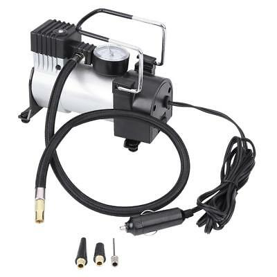 12V 100Psi Heavy Duty Electric Car Tyre Inflator Air Compressor Pump For Car Uk
