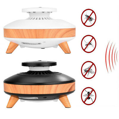 UFO Electric Fly Bug Zapper Mosquito Insect Killer LED Trap UV Lamp Pest Control